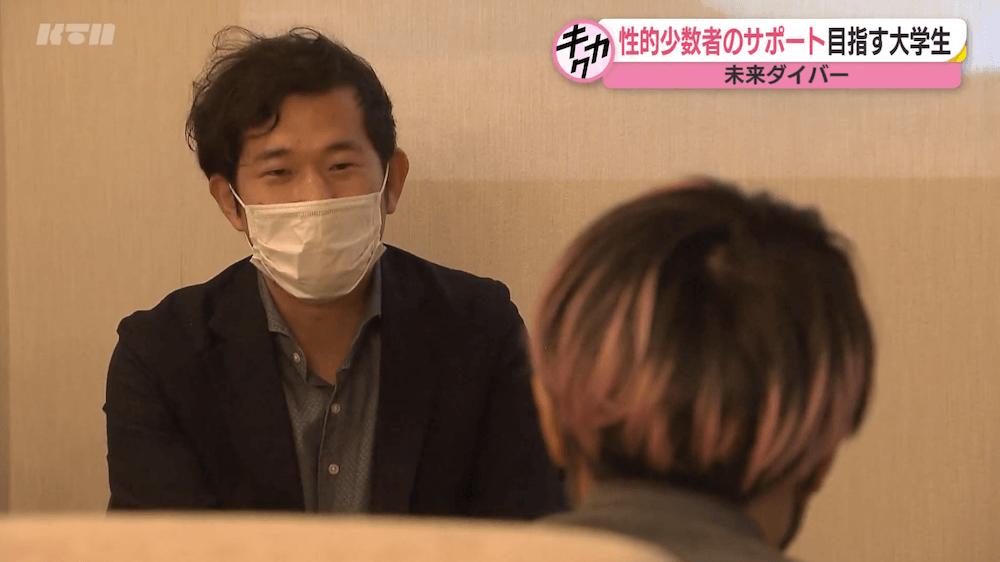 亀山社中スタートアップ・中村あきらテレビ放送